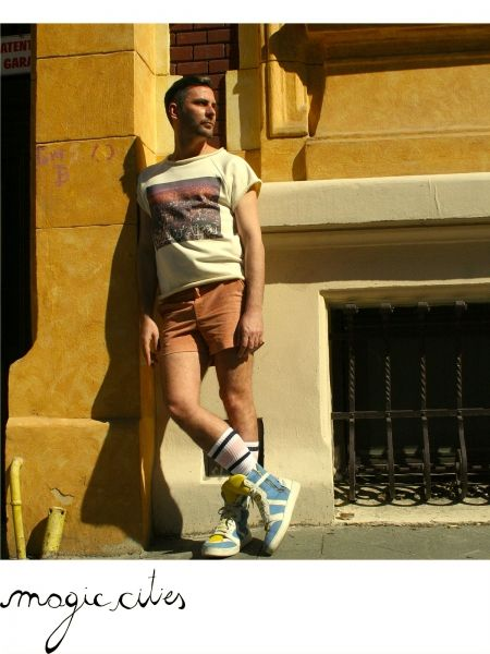 Ovidiu Buta inlove with Buenos Aires Tee - mc009 - Inlove with MAGIC CITIES