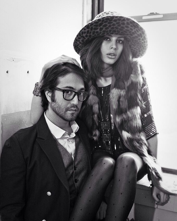 Sean Lennon Kemp Muhl Recreate