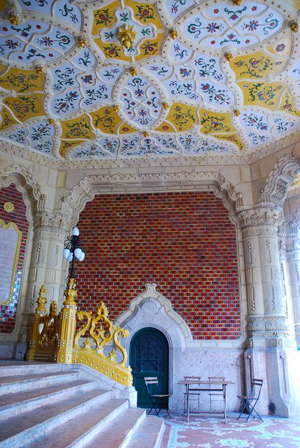 Museum of Applied Arts. Budapest, Hungary.