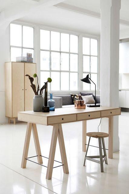 La nueva linea de muebles de house doctor - producto 100% danes