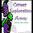 Great to use with Interest Surveys!  The purpose of this lesson is for the students to learn the different career opportunities available and for t...