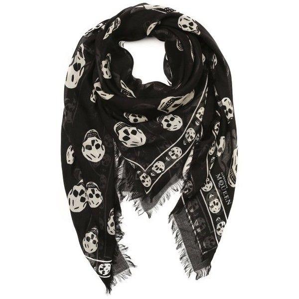 Best 25+ Black and white scarves ideas on Pinterest