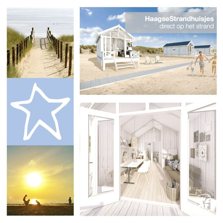 Holland Beach House Rentals: 37 Best Images About Strandhuisjes, Aan Zee En Duinen On