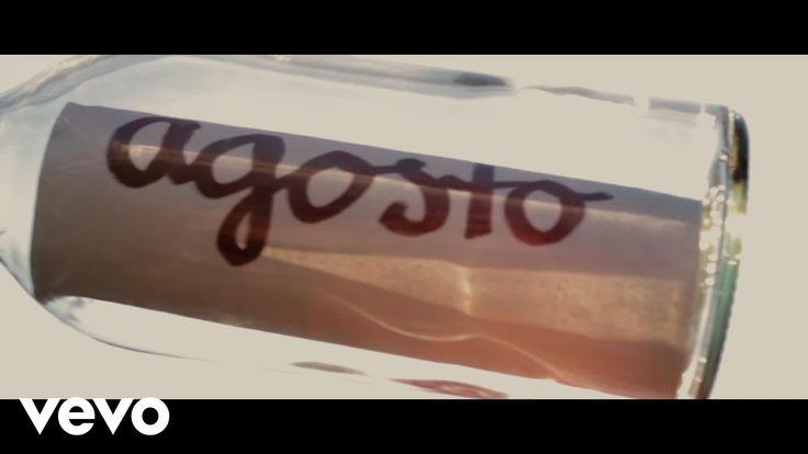 Alvaro Soler - Agosto (Lyric Video)