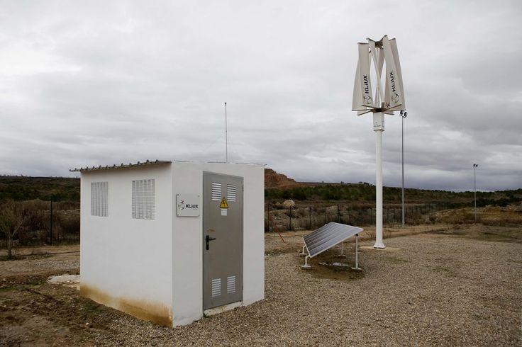 Instalación en Talleres Morte. Pradejón. La Rioja