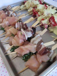 Mes P'tites recettes pour la plancha du blog d'Audrey Cuisine