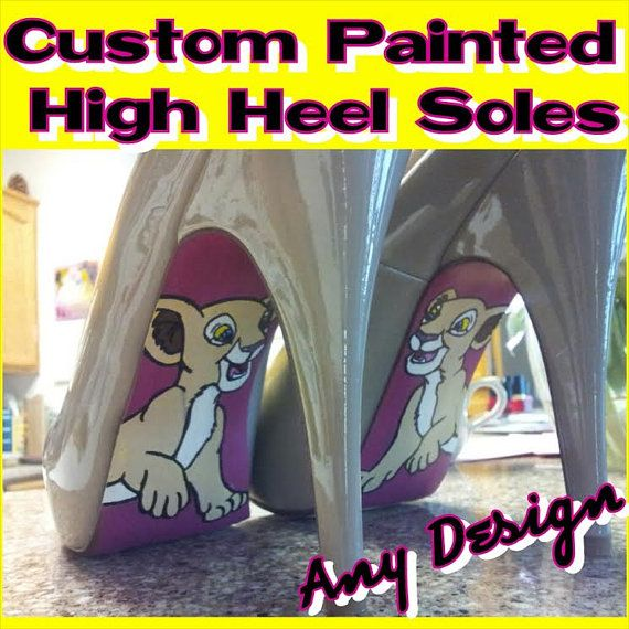 65 best Painted shoes images on Pinterest | Decorated ...