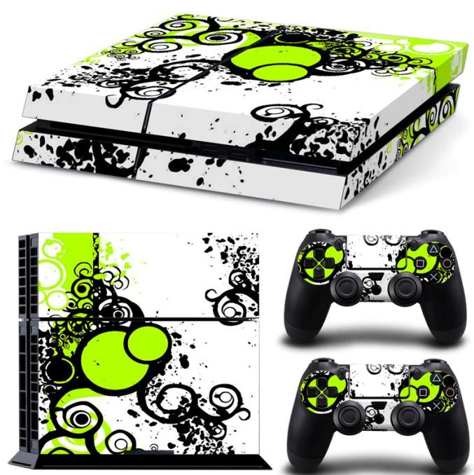 >> Click to Buy << Cheap dropshipping skin stickers for PS4 console and 2 controllers game decals for PS4 fat #Affiliate