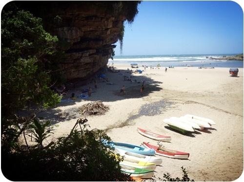 Uvongo Beach Natal