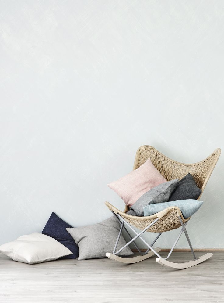 Vintage Linen cushions by AURA Home, SS16-17 collection