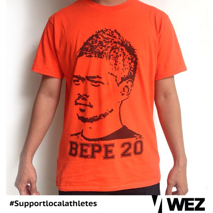 T-shirt Bambang Pamungkas a.k.a Bepe. Indonesia Legend.