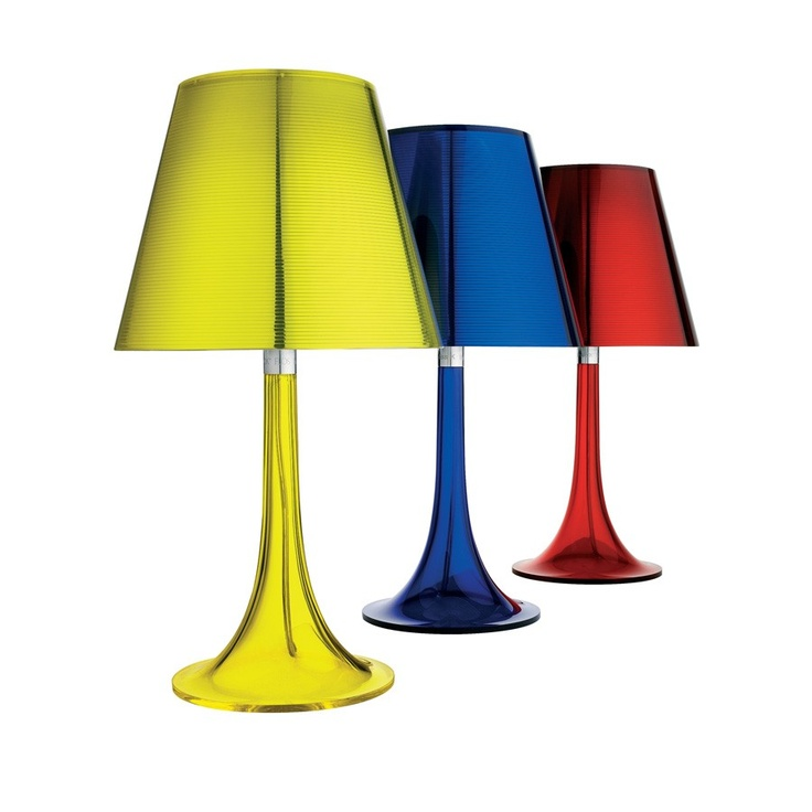 Miss k table lamp flos design by philippe starck for Miss k table lamp replica