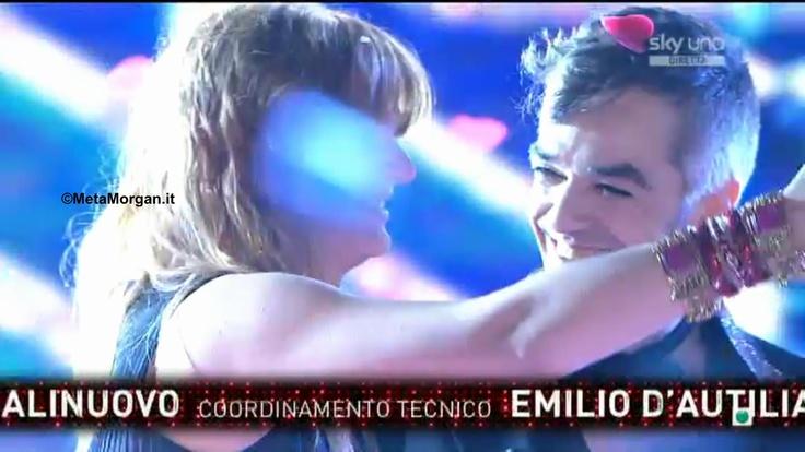 Chiara e Morgan a @X Factor Italia - 9^ puntata 07.12.2012.  Tutte le altre foto sulla nostra pagina facebook MetaMorganTv