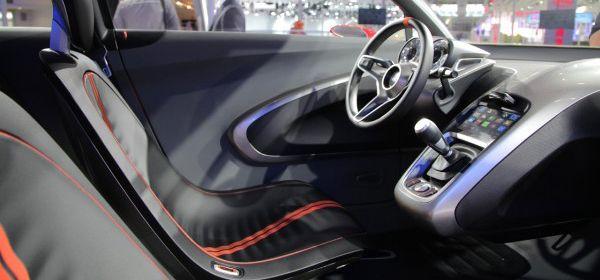 Mercedes Benz Viano Mini Vans Interior
