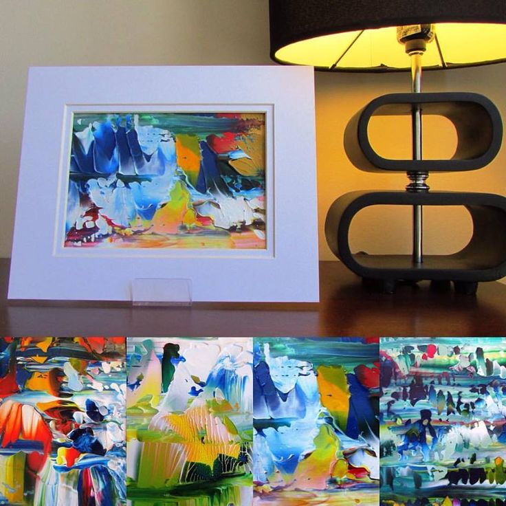 Abstract Original Paintings