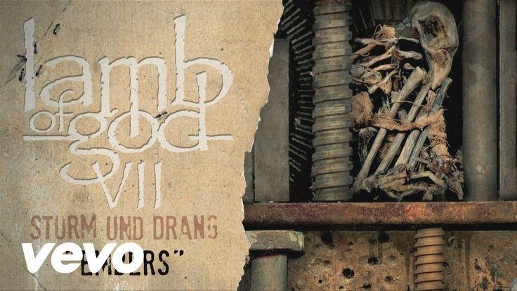 Lamb of God - Embers (Audio) ft. Chino Moreno