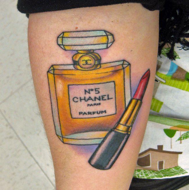 28 Best Skull Perfume Bottles Images On Pinterest: Portrait Tattoos, Tattoo Ideas And Amazing Tattoos
