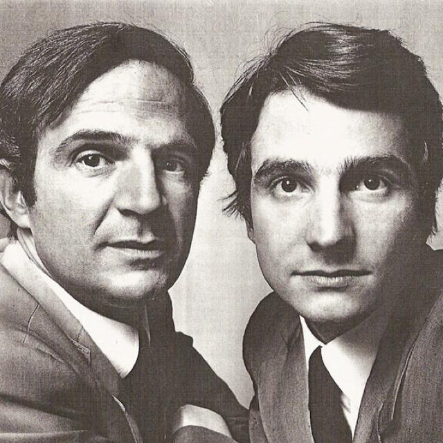 Truffaut et Léaud