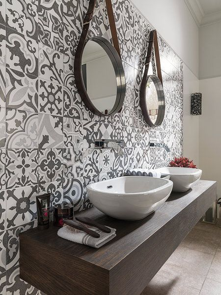 Las 25 mejores ideas sobre pisos en mosaico en pinterest for Azulejo hidraulico bano