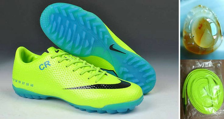 who wouldnt want these nike soccer shoes?