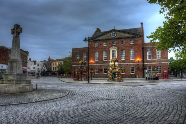 Taunton Town Centre Lord Parker Photography http://lord-parker.co.uk