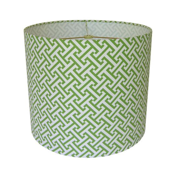 Drum Lamp Shade Lampshade Cross Section by by CruelMountain