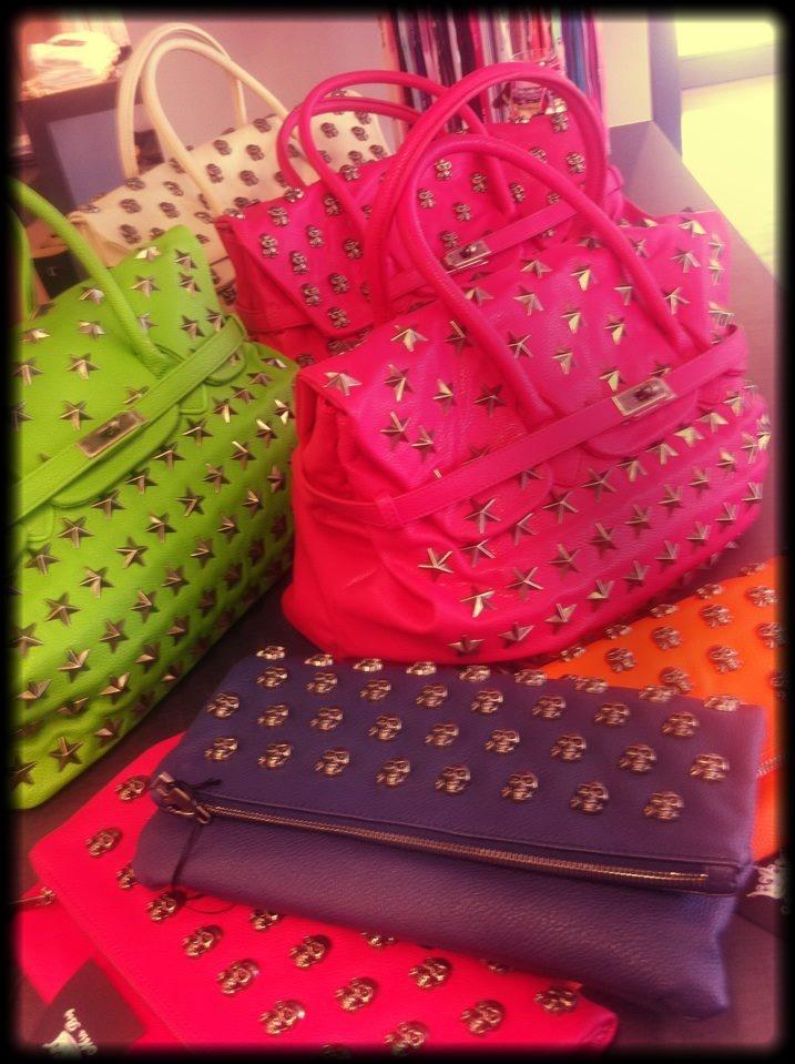 MIA BAG - wannttt the pink one!
