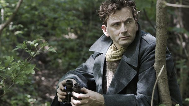 Spies of Warsaw....comes on BBC America Wednesday evening. I know what I'll be doing. ;)