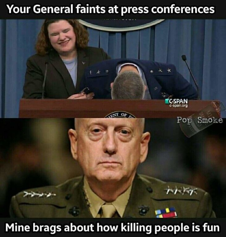 Mad Dog Mattis Quotes