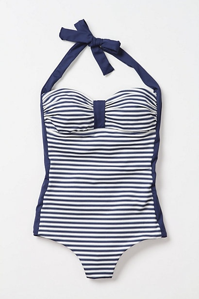 one piece swimsuit #anthropologie: Dock Maillot, Fashion, Bathing Suits, Style, One Piece Swimsuits, Clothing, Swimming Suits, Bath Suits, Tidal Dock