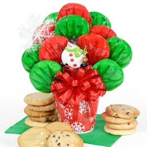 15 best gifts sugar free diabetic images on pinterest cookie let it snow holiday bouquet of sugar free cookies negle Image collections
