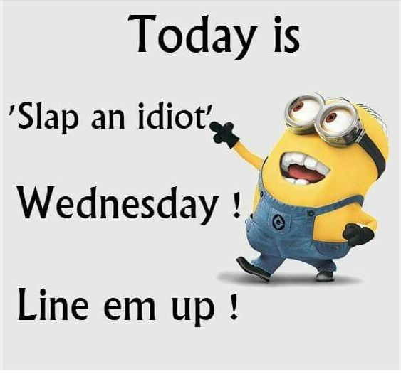 Hump Day Funny Minion Quotes: Funny Minions Gallery Of The Hour (02:38:15 AM, Wednesday