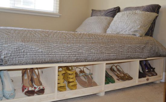 Storage solutions for home.