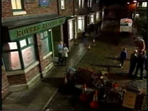 Coronation Street - 2000 Live Episode Part 1 of 6 (40th Anniversary)