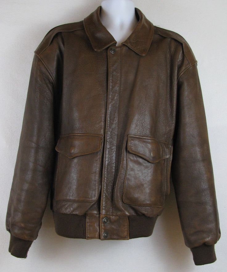 17 Best images about leather flight jacket on Pinterest ...