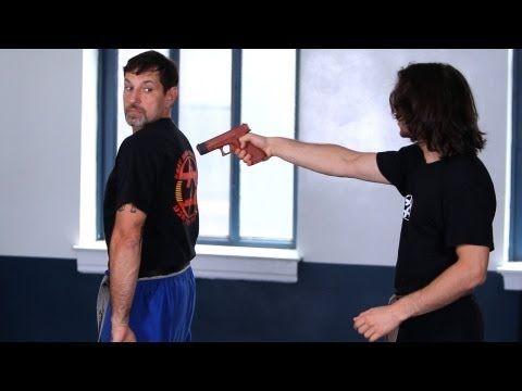 ▶ How to Defend against Gun from the Rear | Krav Maga Defense - YouTube
