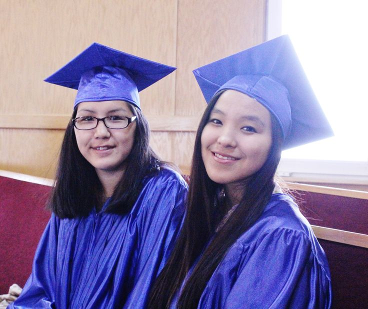 2014 High School Baccalaureate-Kotzebue, Alaska, USA