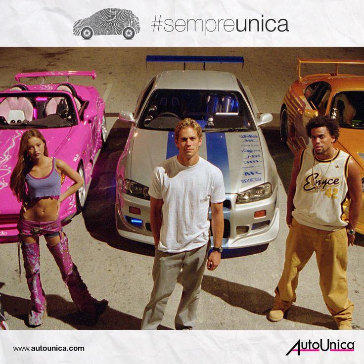 Un'auto #sempreunica così come unico è chi la guida. I protagonisti di Fast&Furious scelgono solo auto super personalizzate!