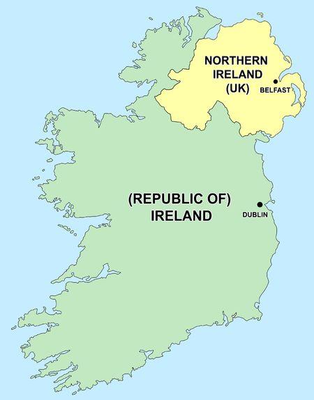 Best Belfast Map Ideas On Pinterest Belfast United Kingdom - democratic republic of the clickable map