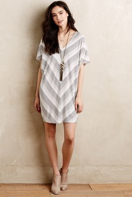 Bella Luxx Paned Cocoon Dress