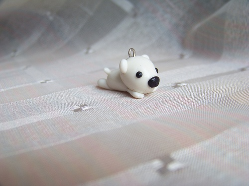cold porcelain charms