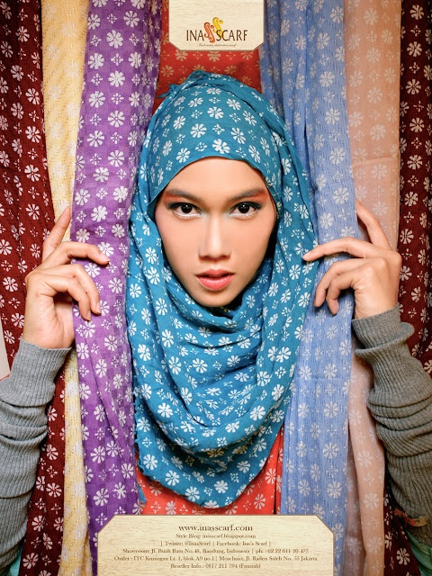 Ina'S Scarf | Indonesia Distinctive Scarfs