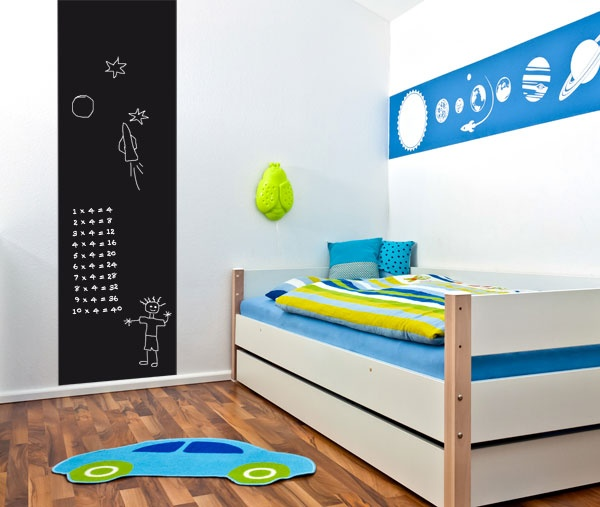 1000 images about stickers ardoise on pinterest stickers deco and murals. Black Bedroom Furniture Sets. Home Design Ideas