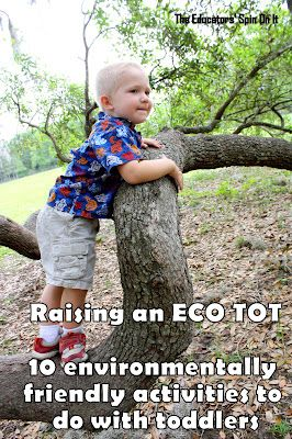 Raising an Eco Tot - 10 Environmentally Friendly Activities for ToddlersTerrific Toddlers, Eco Tots, Kids Stuff, Friends Activities, 10 Environmental, Eco Friends, Children Education, Environmental Friends, Kids Education