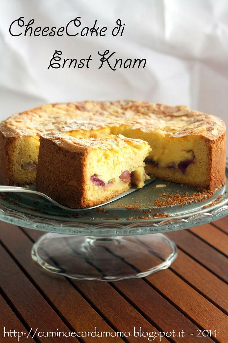 Cheesecake di Ernst Knam