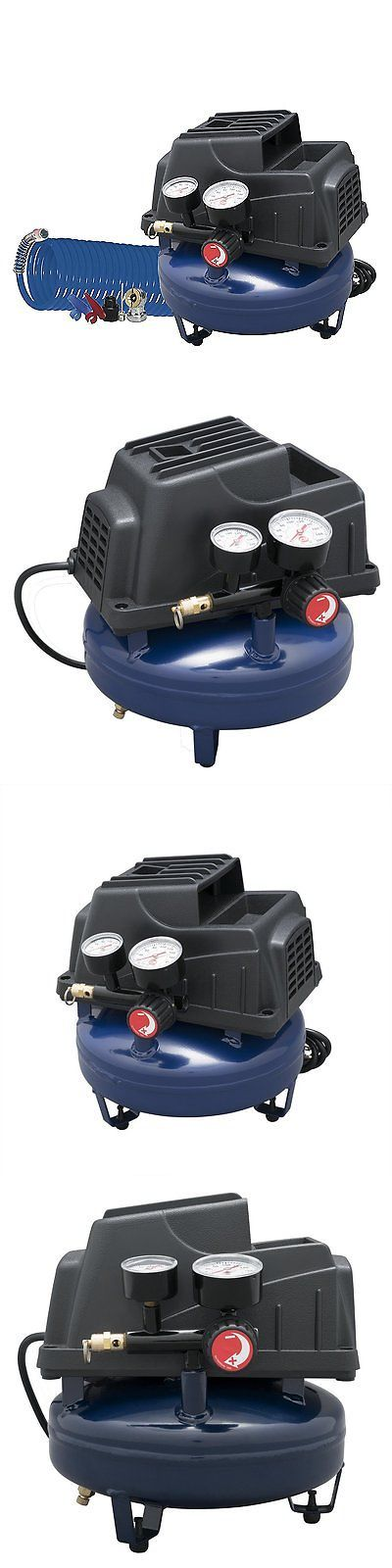 Air Compressors 30506: Campbell Hausfeld Air Compressor, 1-Gallon Pancake Oilless .36 Cfm .33Hp 120V 3A -> BUY IT NOW ONLY: $65.06 on eBay!
