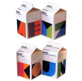 Ducats : Milk Packaging