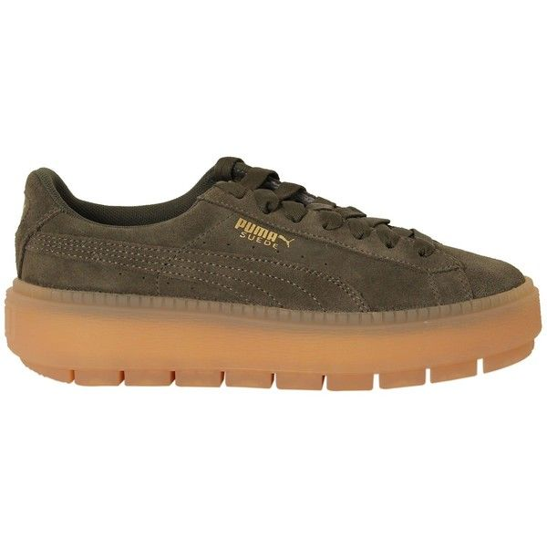 Puma Olive Green Sneakers Buy Puma Olive Green Sneakers
