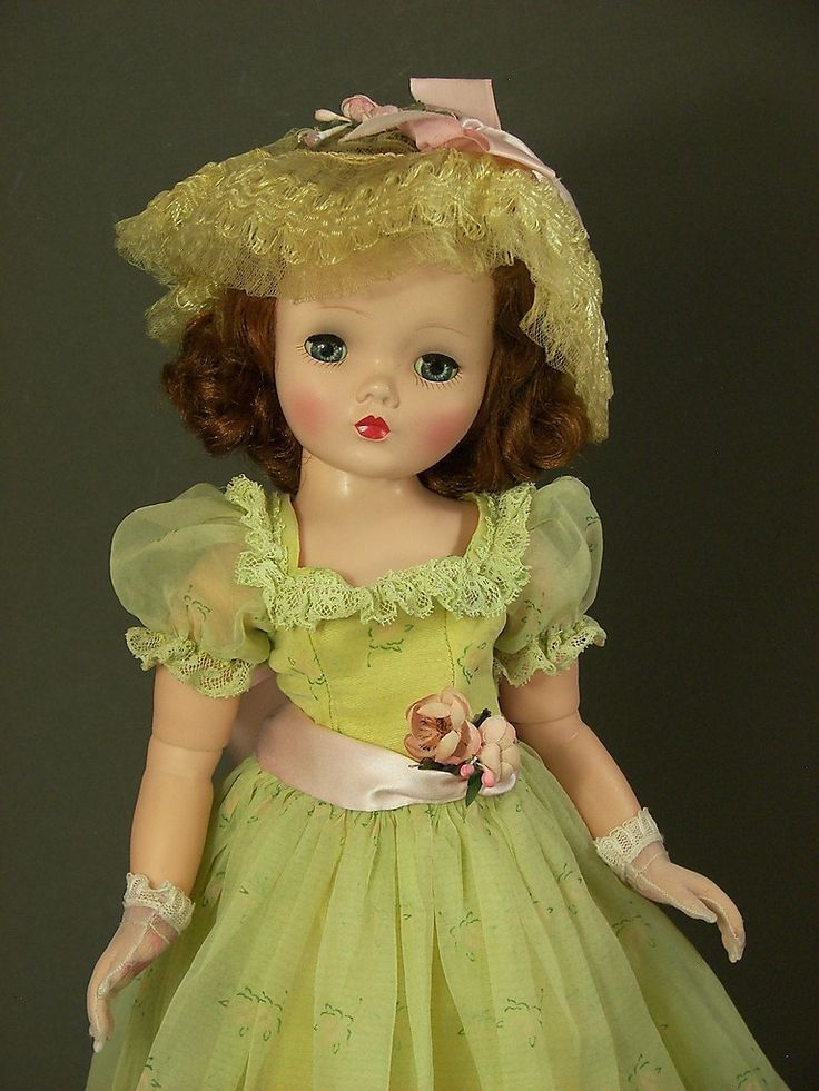 593 Best Madame Alexander Dolls Images On Pinterest