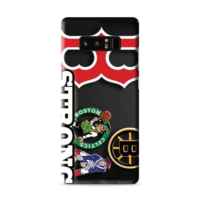 Boston strong Samsung Galaxy Note 5 3D Case Caseperson